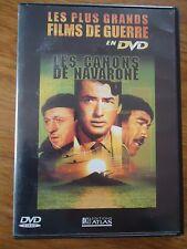 DVD * LES CANONS DE NAVARONE * PECK QUINN FILM DE GUERRE ATLAS