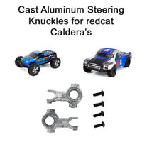 Redcat Caldera upgraded Front aluminum steering hubs knuckles Free Shipping!