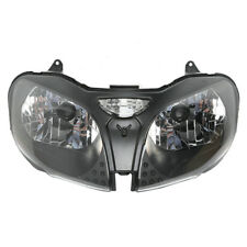 Front Headlight Head Lamp Assembly For Kawasaki Ninja ZX6R 2000-02 ZX9R 2000-03