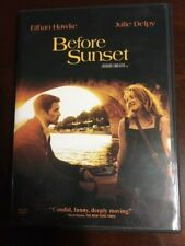 Before Sunset Dvd - Ethan Hawke, Julie Delpy - Used