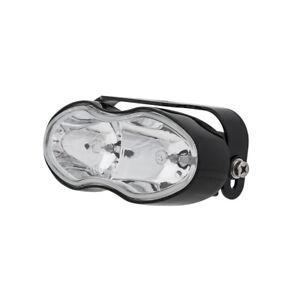 Round LED Motorcycle Indicators - Chrome Pair