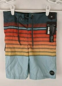 O'Neill Boys Lennox Board Short, Slate, Boys 23