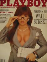 Playboy August 1989 | Gianna Amore      #1524 +