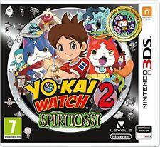 Yo-kai Watch 2 Bony spiritosi by Nintendo 3ds