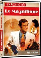 DVD : Le magnifique - Belmondo - NEUF