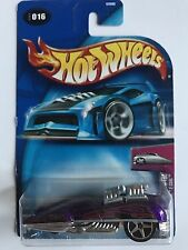 Hot Wheels 2004 First Editions Hardnoze 2 Cool Purple Scale 1:64 New