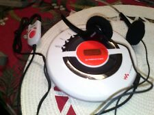 Sony Cd Walkman D-Ej100. Tested And Works. coming w headphone