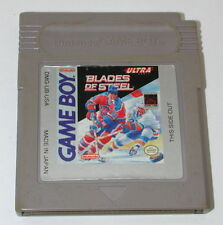 Blades of Steel (Nintendo Game Boy, 1991) Game Only R5441