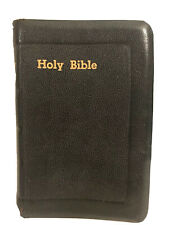 Vintage Holman Self Pronouncing Holy Bible Old and New Testaments
