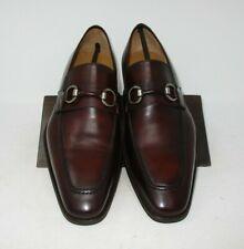 Magnanni Lezuza Tabaco Loafers size 9 US (17232-12) 1666