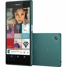 "Sony Xperia XZ F8331 Dual 32gb 5.2"" Unlocked Smartphone Forest Blue 32gb"