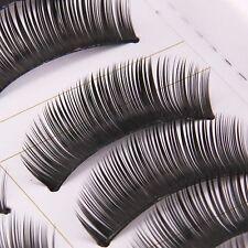 10 Pairs Natural Thick False Eyelashes Eye Lashes Long Soft Makeup Handmade J010