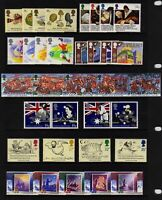 GB 1988 Commemorative Stamps, Year Set~Unmounted Mint~UK Seller