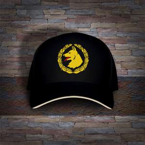 Sweden Police Polisen Piketen K-9 Dog Hundförare Embroidered Cap Hat