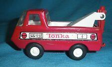 327A Tonka série Tiny USA 555 Secours depanneuse L 12,7 CM