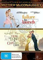 Matthew McConaughey - How To Lose A Guy In 10 Days / Failure To Launch New Seale
