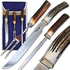 Randall  Knives-Florida : set: coltelli arrosto in cervo (made in U.S.A. )