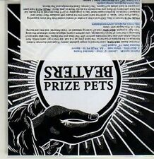 (CQ781) Prize Pets / Beaters, split single - 2011 DJ CD