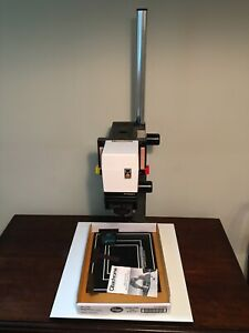 DURST C35 W/ GERMAN MADE RODENSTOCK LENSE PHOTO ENLARGER MADE IN ITALY