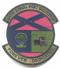 No.16 Escadron USA Armée De L'Air attenué Écusson Patch brodé