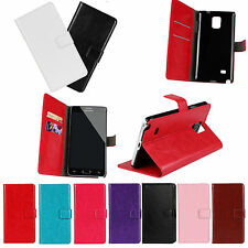 Unbranded/Generic Leather Mobile Phone Cases, Covers & Skins with Kickstand