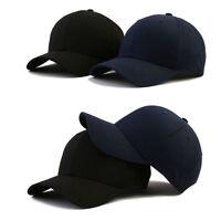 XL~2XL XXL 61~64Cm Unisex Mens Structured Hard Shape Baseball Cap Trucker Hats