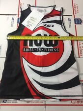 Louis Garneau Women's Tri Tank Top Size Large L (4375-2)
