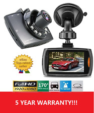 "D06 2.7"" Car DVR Full HD 1080P CCTV Dash Camera G-sensor Night Vision Recorder"