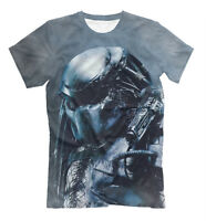 Predator t-shirt - legendary hunter of great movie Yautja tee HD print alien