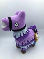 Fortnite Purple Llama Loot Pinata Horse Plush Kids Soft Stuffed Toy Animal Doll