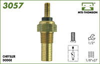 MTE-THOMSON 4051 Engine Coolant Temperature Sensor ECT fits for BMW 85-95 Cadillac 97-01 Honda 1995 Hyundai 1995-2001 Isuzu 1995 Porsche 1978-1995 Saab 1985-1993 Volkswagen 1980-1991