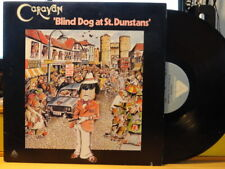 "Caravan ‎'Blind Dog At St. Dunstans' Vintage 1976 US First Edition 12"" Vinyl LP"