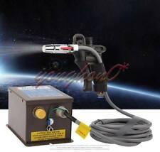 NUOVO Industriale ionizzanti PISTOLA AD ARIA ELETTROSTATICO eliminatorion Soffiatore 4.0KV AC 220V
