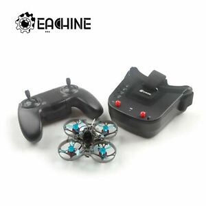 Eachine Novice-I 1-2S Whoop FPV Racing Camera Drone RTF Fly More + VR005 Goggles