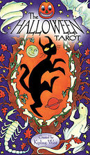 Halloween Tarot Deck Cards NEW IN BOX US Games 78 Cards w/ Booklet