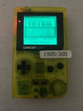 Nintendo Gameboy Light Toys R us Clear Yellow Version MGB-101 Rare