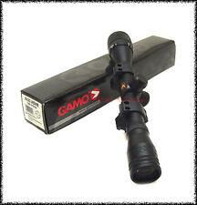 Cannocchiale GAMO 4X32 AOWR per carabina aria compressa correttore parallasse