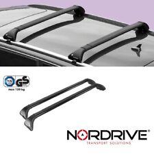 NORDRIVE SNAP Barre Portatutto Portapacchi Tettto Auto per FORD KUGA 2 - 2012+