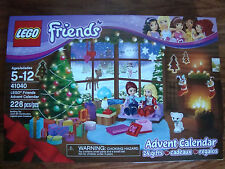 "Lego FRIENDS ADVENT CALENDAR  41040    New    ""RETIRED""  2014"
