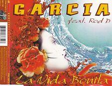 CD-La Vida BONITA-Garcia feat. Rod D./#328