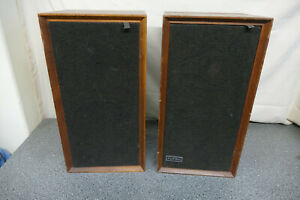 ALTEC LANSING 887 A CAPRI hochwertige Lautsprecher BOXEN Regalboxen