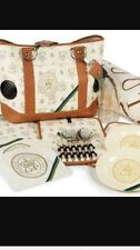 Juicy Couture Staycation Kit / Picnic Bag With Accessories