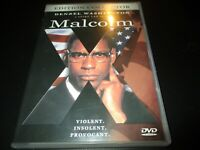"EDITION COLLECTOR 2 DVD ""MALCOLM X"" Denzel WASHINGTON / de Spike LEE"