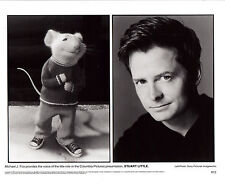 Stuart Little Michael J. Fox Movie Film Press Photo