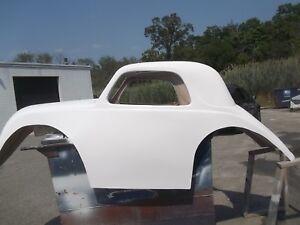 48 Fiat Topolino fiberglass body only