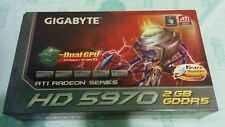 Gigabyte Technology ATI Radeon HD 5970 GV-R597D5-2GD-B