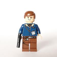 Lego ® Star Wars ™ personaje han solo sw088 Hoth Parka de 6212 X-Wing como nuevo