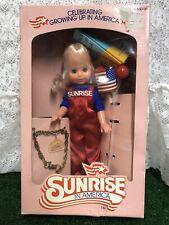 Vintage 1982 Sunrise In America Doll, Blonde, Nrfb