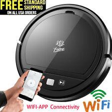 Robot Rumba Robotic Vacuum w/Automatic Dirt Disposal Wi-Fi Smart Robot Cleaner