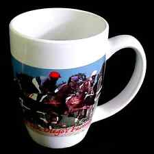 New Large Coffee Mug Valley View Casino & Hotel San Diego Ca with Race Horses